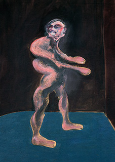 Francis Bacon, Study for Portrait, 1961