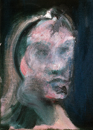 Francis Bacon, 'Study for a Portrait', c.1961