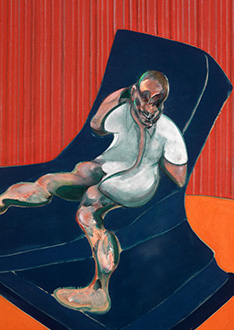 Francis Bacon, Seated Figure on Couch, 1962