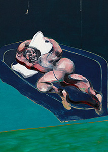 Francis Bacon, Figure in a Room, 1962
