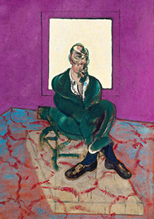 Francis Bacon, Man and Child, 1963