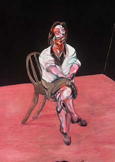Francis Bacon, Study for Portrait (Isabel Rawsthorne), 1964