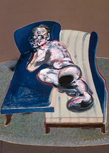 Francis Bacon, Study for Portrait, December 1964