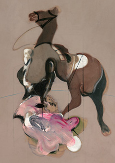 Francis Bacon, 'Unseated Picador', c.1965