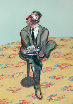 Francis Bacon, Portrait of George Dyer, 1967