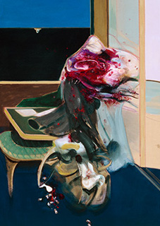 Francis Bacon,Triptych, 1967