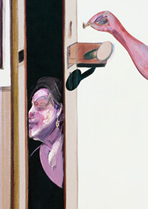 Francis Bacon, Three Studies of Isabel Rawsthorne, 1967