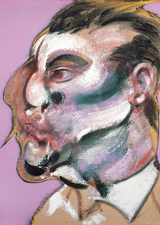 Francis Bacon, Three Studies of George Dyer, 1969