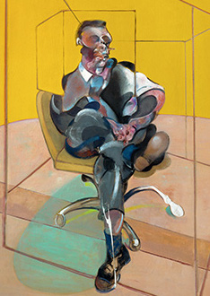Francis Bacon, Study for Portrait, 1971