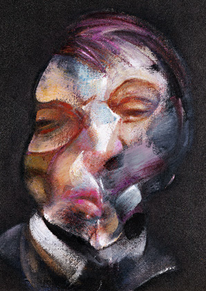 Francis Bacon, Self-Portrait, 1971