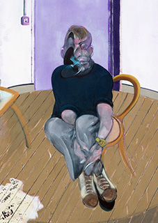 Francis Bacon, Self-Portrait, 1973