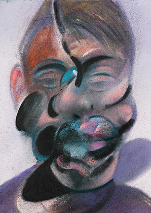 Francis Bacon, Self-Portrait, 1974