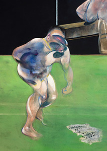 Francis Bacon, Two Studies from the Human Body, 1974-75