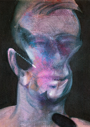 Francis Bacon, Study for Portrait, 1976