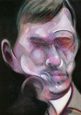 Francis Bacon, Head, 1977