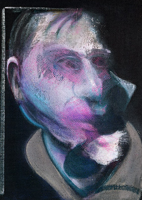 Francis Bacon, Study for Self-Portrait, 1978
