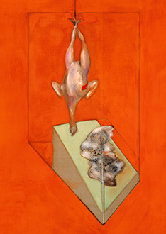 Francis Bacon, 'Chicken', 1982