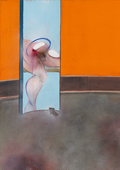 Francis Bacon, Study of the Human Body, 1987