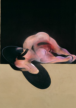 Francis Bacon, Triptych, 1991