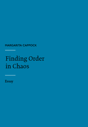 Text box: Finding Order in Chaos