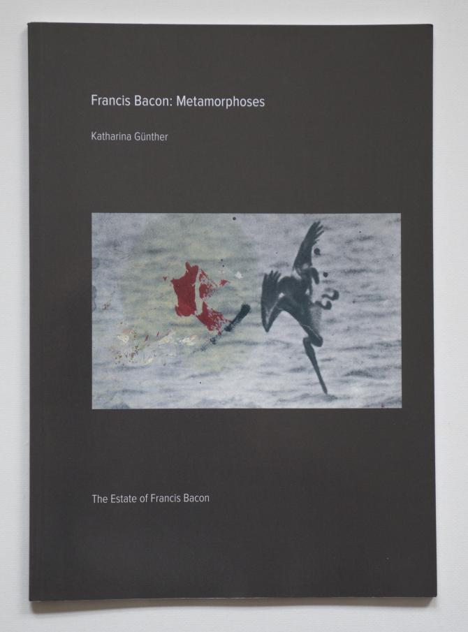 Francis Bacon Metamorphoses cover